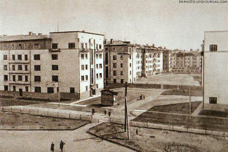 Архитектура москвы 20 х годов